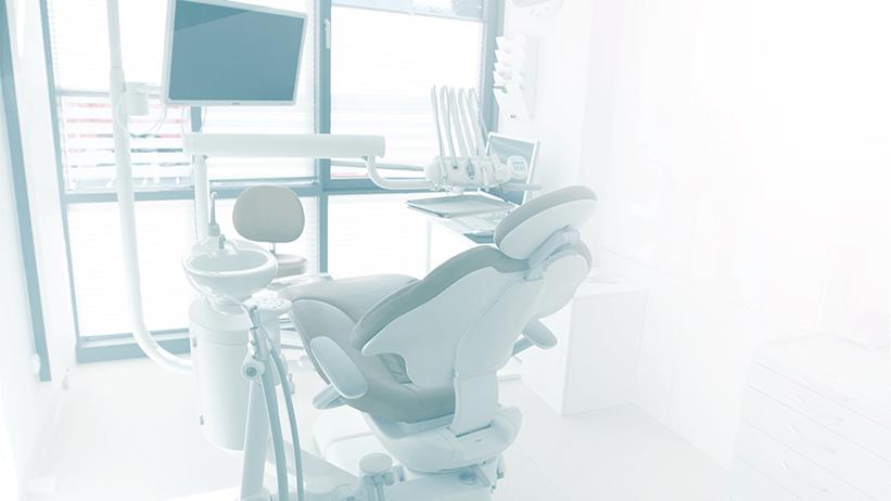 歯科医院の治療室