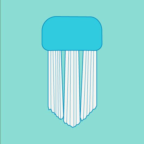 山形の歯ブラシ